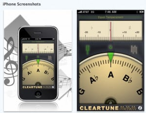 cleartune iphone app