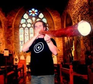 didgeridoo t-shirt photo competition