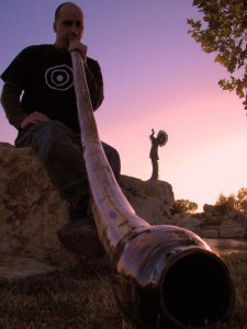 wess lewis didgeridoo photo competition winner