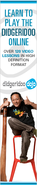 Learn to Play Didgeridoo Online