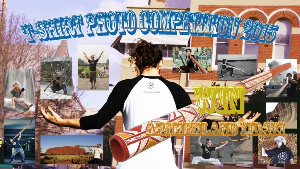 T-shirt photo comp 2015